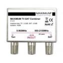 Maximum TV-SAT Combiner (1239)