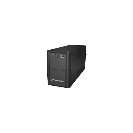 PowerWalker 10120048 VI 650 SH UPS 650VA/360W