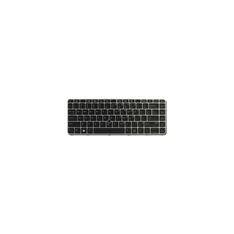 HP Inc. 836308-091 Keyboard (Norvege)
