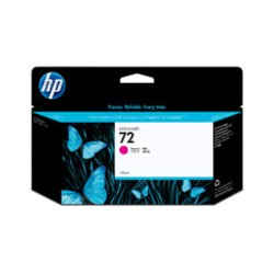 HP C9372A Ink Magenta 130 ml.