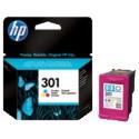 HP CH562EE Ink Tri-Color Cartridge No.301