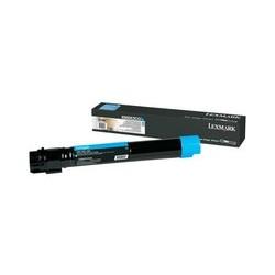 Lexmark X950X2CG Toner Cyan Extra High Yield
