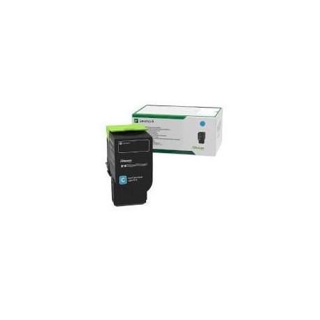 Lexmark Lexmark toner cyan 78C20C0 (W125751300)