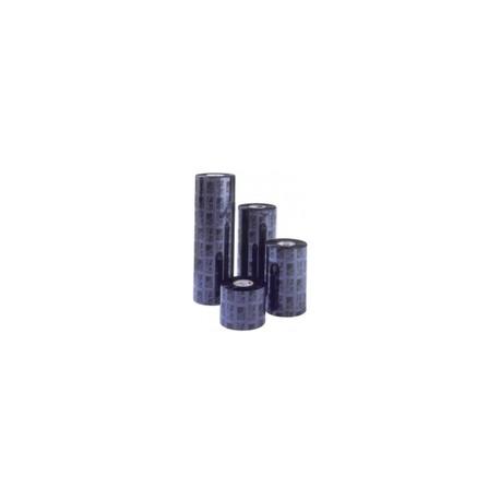 Zebra 02100BK11045 Ribbon 2100 Wax, 110mm