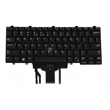 HP Keyboard (DANISH) (701428-081)