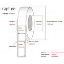 Dell 1U Cable Management Arm,CusKit (770-BBIE)