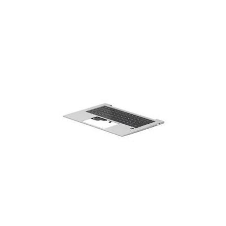 HP Kbd Tp+Ps Bl Sr Se/Fi (L28407-B71)