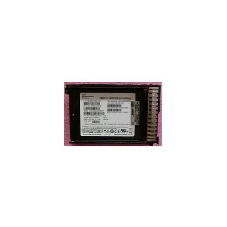 Hewlett Packard Enterprise 480GB SATA Solid State Drive (P05320-001)