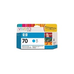 HP C9452A Ink Cyan 130 ml.