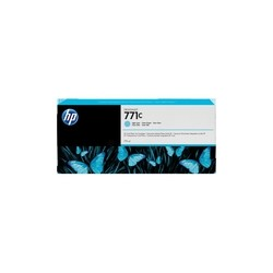 HP B6Y12A Ink Light Cyan 771C 775ml