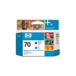 HP C9404A Print Head Black+Cyan