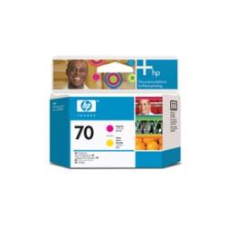 HP C9406A Print Head Magenta+Yellow