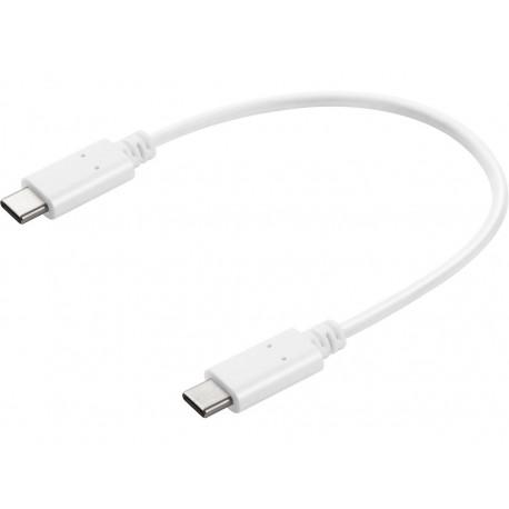 Poindus I button (USB I/F), silver (AVTIBUUSS000)