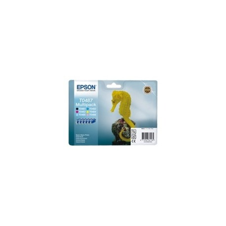 Epson C13T04874010 Ink 6 Colours Multi Pack