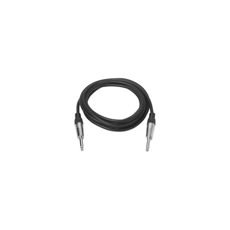 Vivolink Jack cable 2,5 meter Black (PROAUDJACK2.5)