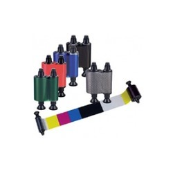 Evolis R5F002EAA Colour ribbon, YMCKO