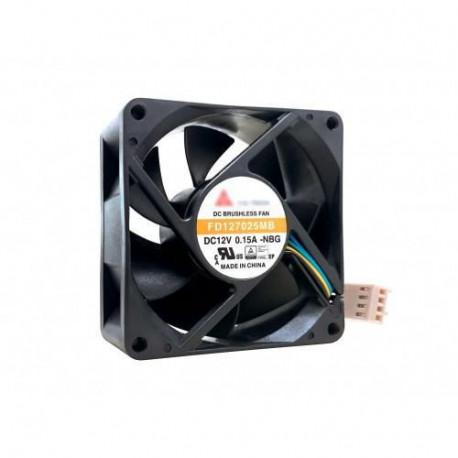 QNAP 70x70x25mm fan, 12V, 4PIN (W125662888)