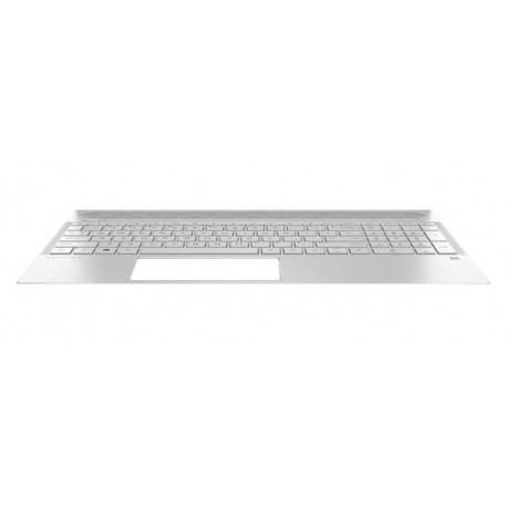 HP Top Cover Plg W Kb Bl Plg Itl (L26323-061)