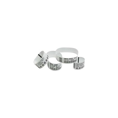 Zebra Wristband, Ultra Soft Infant (10015358K)