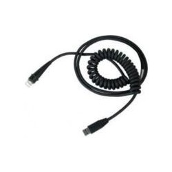 CABLE USB TYPE-A 5m COILED HONEYWELL REF. CBL-500-500-C00