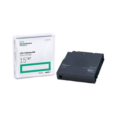 Hewlett Packard Enterprise C7977A Media Tape LTO 7