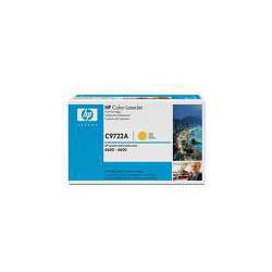 HP Toner Cartridge 8000sh Yellow (C9722-67901)