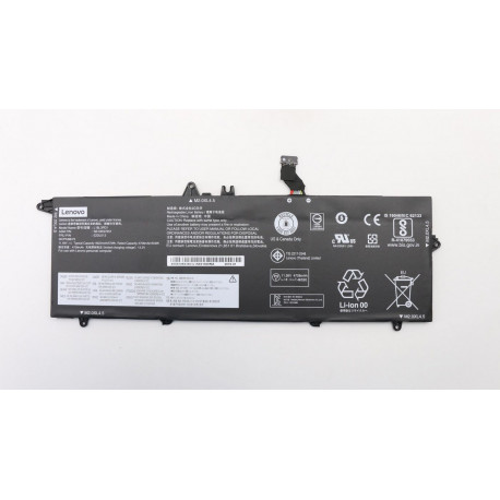 Lenovo Internal,3c,57Wh,LiIon,SMP (FRU02DL012)
